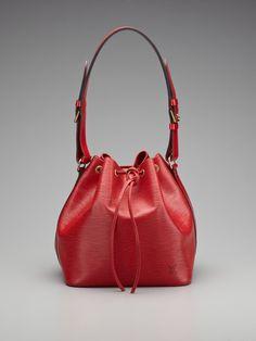Louis Vuitton Petit Noe Shoulder Bag by Louis Vuitton.