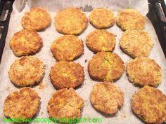.. z lásky k vareniu ...: Brokolicové placky s kukuricou / bez vysmážania /
