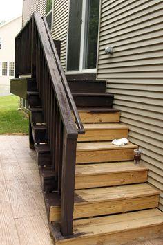 Cardovan Brown Deck Stain