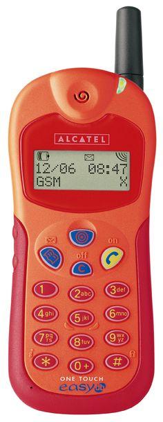 ALCATEL ONE TOUCH easy db, orange
