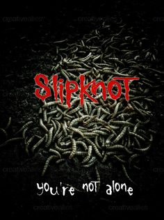 Slipknot Poster by wenwill76 on CreativeAllies.com