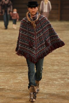 Chanel | Pre-Fall 2014 Collection | Style.com Clint Eastwood Spaghetti Western