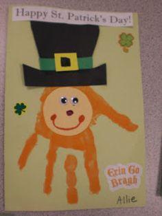 St. Patrick's Day Writing Ideas