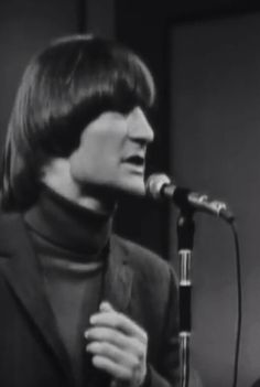 Gene Clark of The Byrds, 1965