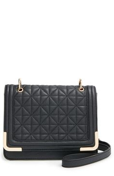 BP. Quilted Crossbody Bag available at #Nordstrom