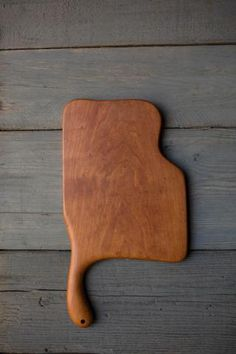 143. Handmade Cherry Wood Cutting Board by Linwood