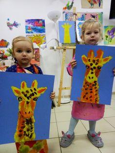 Kids Art Galleries, Art For Kids, Art Gallery, Logos, Crafts, School, Dibujo, Savannah, Animaux