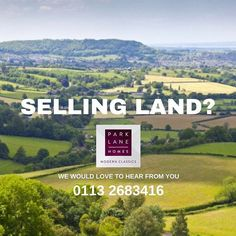 North Yorkshire, Land For Sale, Modern Classic, Landing, New Homes, Love, Inspiration, Things To Sell, Instagram