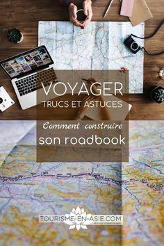 Construire son roadbook : conseils et astuces