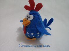 Galinha Pintadinha by Litta Santos  Visite: o blog http://littasantos.blogspot.com.br a fanpage: https://www.facebook.com/e.artesanato.by.litta.santos