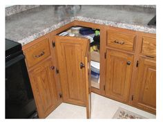 refinishing knotty pine cabinets   Cabinet Refacing   Cabinet ...