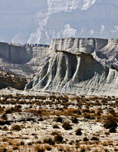 Beautiful Balochistan! The Makran Range.