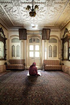 Bohra Muslim house in Sidhpur, Gujarat. SEBASTIAN CORTES