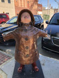 Art & Sculpture in Mason City Iowa!