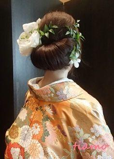 美人花嫁さまの洋装&和装スタイル♡素敵な一日  大人可愛いブライダルヘアメイク『tiamo』の結婚カタログ Ameba (アメーバ)