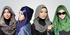 Fuss-Free Hijabs