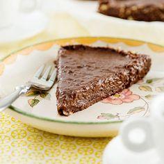 Ekoplaza   Gezonde chocoladetaart by Amber Albarda
