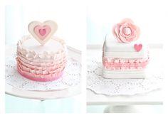 Really like the heart cake