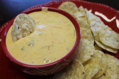 Real Queso Is So Much More Than Just A Can Of Rotel And Velveeta. Try This Recipe For Some More Flavor.
