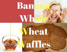 I have a waffle recipe for you that will definitely fill you up and at give yourself a treat plus I have a task for you. Something went wrong. Can you see what went wrong?
