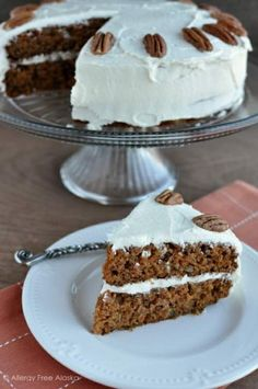 Carrot-Cake-Allergy-Free-Alaska