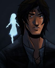 Stormlight Archive Syl and Kaladin
