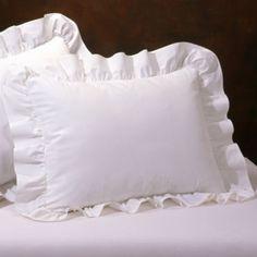 Ruffled Pillow Sham - JCPenney