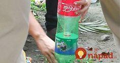 Plastové fľaše sú užitočnejšie, ako sa zdá: 17 tipov, ako ich využiť v záhrade…
