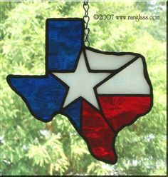 Texas Stained Glass