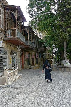 Baku - AZERBAIJAN.   (by Rita Willaert, via Flickr)