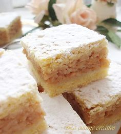La cuisine creative pie with apples Bosnian Recipes, Croatian Recipes, Apple Pie Recipes, Cake Recipes, Dessert Recipes, Just Desserts, Delicious Desserts, Yummy Food, Bread And Pastries