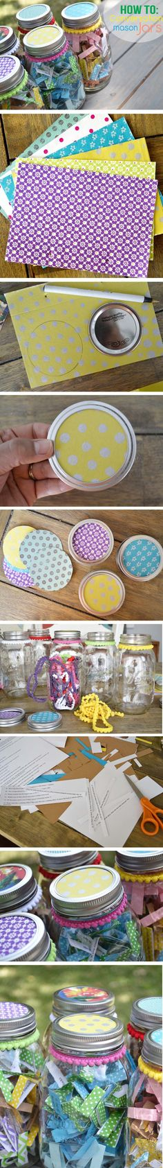 A great blog post about how to make Family Conversation Jars/table topics. And links to free printable table topics all ready to go!