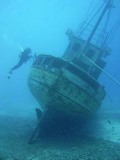 wreck diving | Technical Wreck Diving