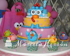 Cake la Gallina Pintadita marceladeherran@hotmail.com