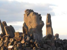 桜島(Sakura-jima)_叫びの肖像_鹿児島県鹿児島市