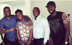 """Peter Okoye Signs New Artist To His Record Label """"PClassic Records"""""""