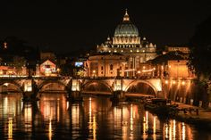 Vatican Lights by Blake Lannom on 500px