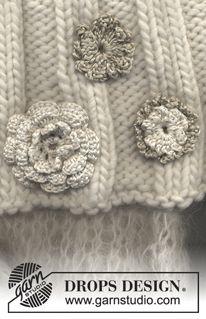 Bienvenue sur DROPS Design! Vous trouverez ici plus de 100.000 modèles gratuits au tricot ou au crochet, avec des tutoriels en vidéos, des laines magnifiques à des prix imbattables et une communauté pour partager vos idées!