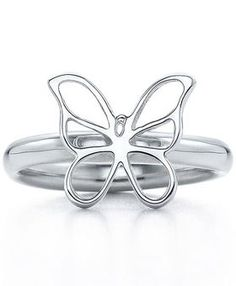 Tiffany & Co Butterfly Ring