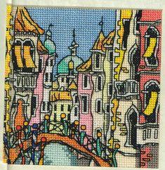 Michael Powell - Mini Venice Bridge