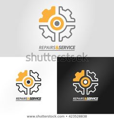 Find Set Logotype Repair Service Maintenance Business stock images in HD and millions of other royalty-free stock photos, illustrations and vectors in the Shutterstock collection. Thousands of new, high-quality pictures added every day. Maintenance Logo, Service Maintenance, Logo Type, Transportation Logo, Gear Logo, Naming Your Business, Business Thank You Cards, Vector Logo Design, Service Logo