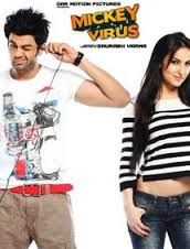http://www.ticketnew.com/OnlineTheatre/online-movie-ticket-booking/tamilnadu-chennai/Mickey-Virus.html  Mickey Virus is a upcoming 2013 Hindi Drama film directed by Saurabh Varma. The film features Manish Paul,Varun Badola and Manish Choudhary as main characters.