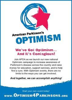 Contagious Optimism!