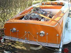 Rayson Craft V-Drive Ski Boat