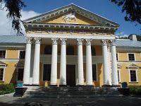 Knick-Knack: Ганская и Оноре де Бальзак, имение Верховня, Украина