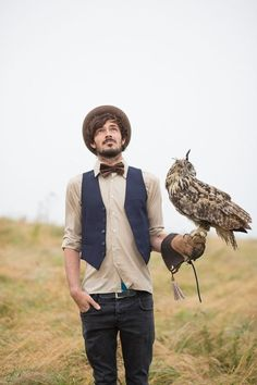 Harry Potter's older more attractive hipster cousin.