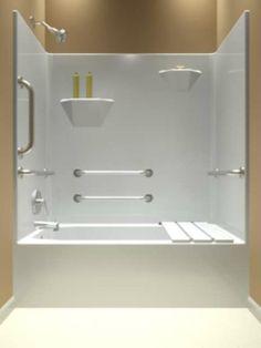 Shower Tub Units