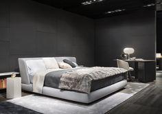 Creed Bed - Rodolfo Dordoni design