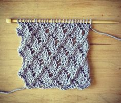 Getting Started with Lace Knitting | Love of Knitting Blog