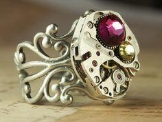 Mampus ini lucu banget cincinnya!!!